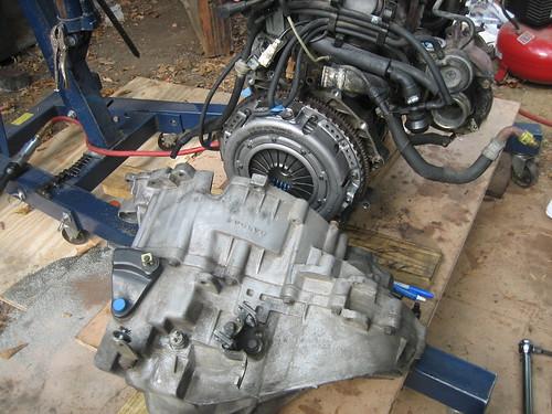 Cc A on Volvo 850 Engine Swap