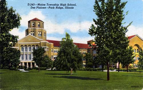 1955 Maine East