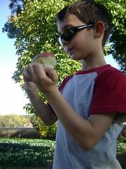 Nick at Orchard