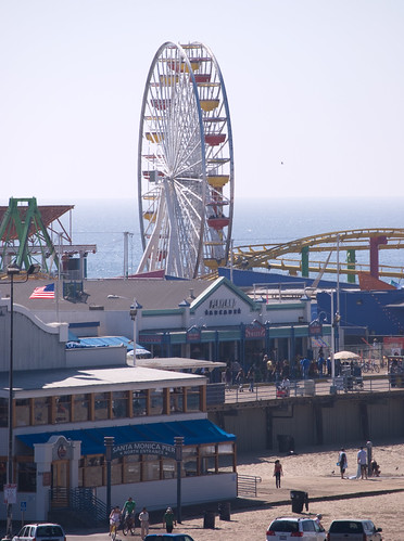 Santa Monica Pier and Beach 48