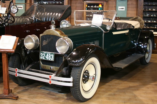 "1928 Packard Model ""443"" Runabout"