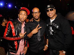 pharrell common and ll