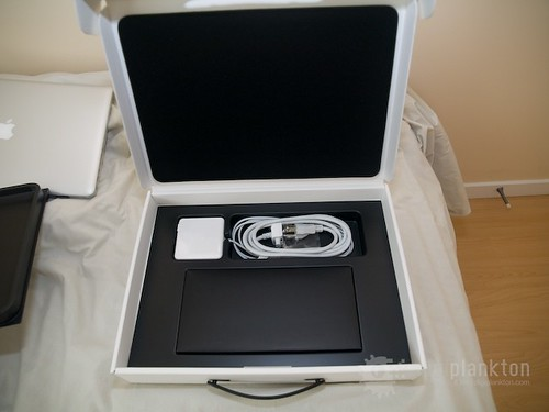"15"" Unibody MacBook Pro 'Open-Box' by amethystx5."