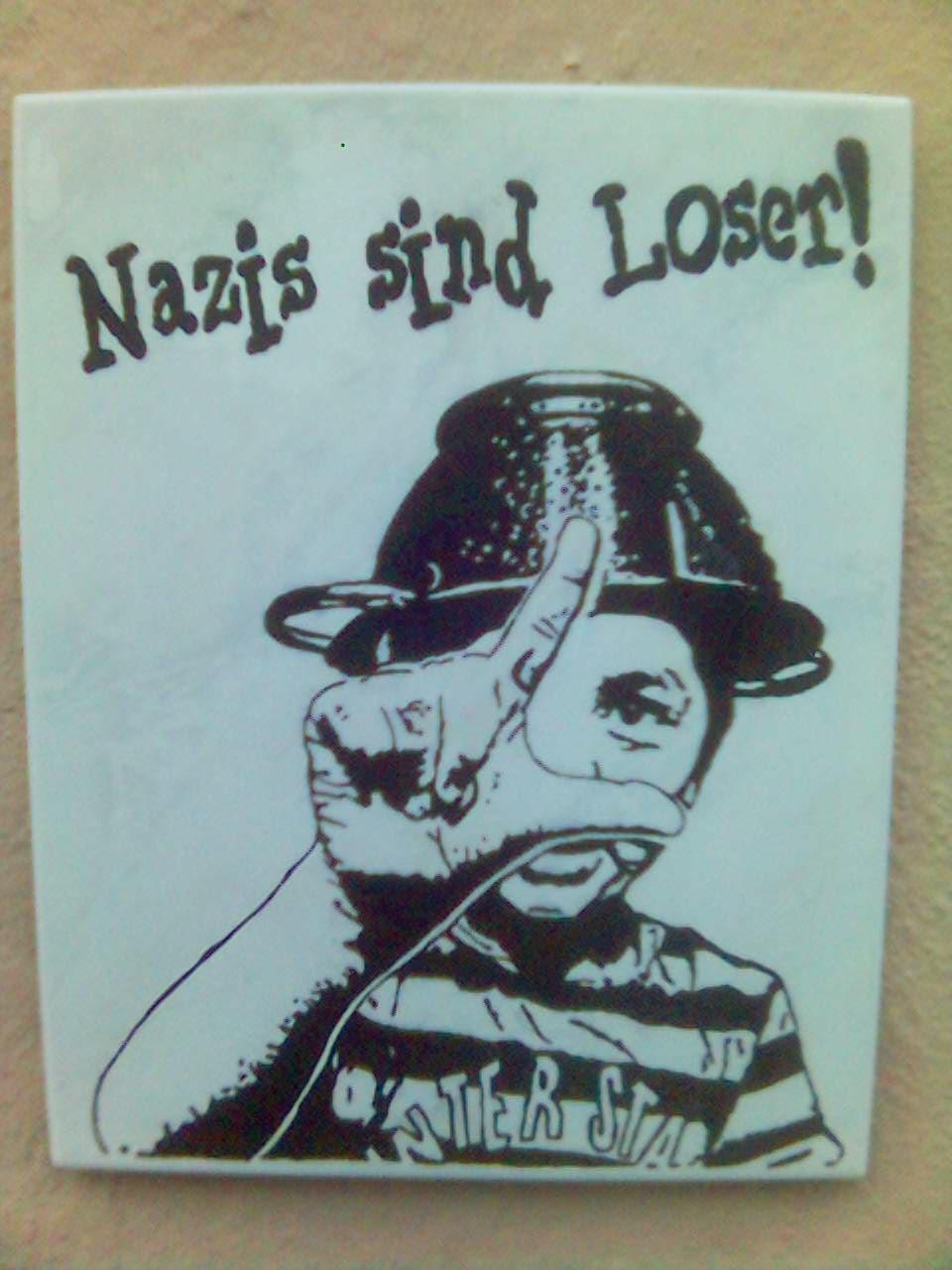 Nazis sind Loser!!!