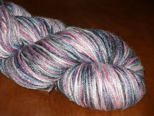 Merino/Bamboo/Nylon sock yarn