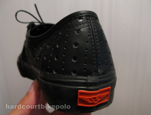 Vans supercorsa shoe rear w HBP logo