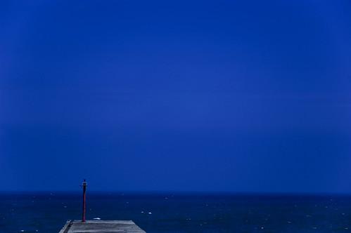 Deep Blue...