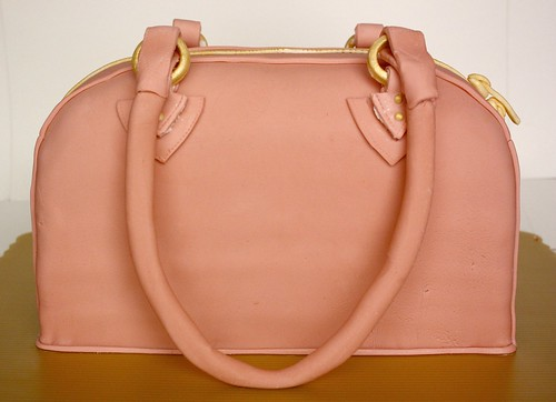Marc Jacobs Blake Bag Cake - back