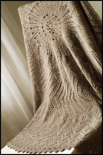 Girasole (Shawl Version)