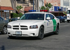 Border Patrol (So Cal Metro) Tags: cops sandiego homelandsecurity police cop policecar dodge chrysler mopar borderpatrol charger hillcrest ins interceptor copcar