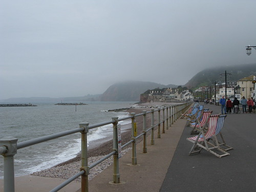 The Misty Sea Front