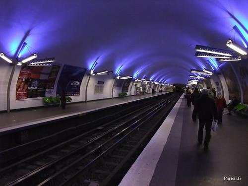 metro gambetta