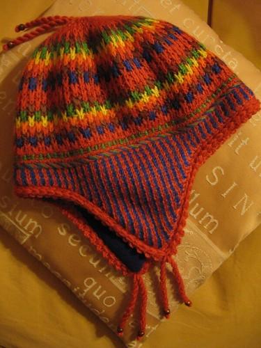 Mütsi esimene versioon