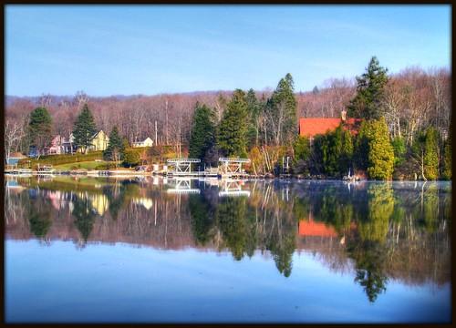 Lac de novembre