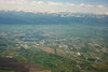 Bozeman (cheukiecfu) Tags: mountain snow geotagged town montana bozeman unitedstates country flight peak location aerial cascade geo:lat=4572224059 geo:lon=11099641800