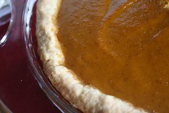 pumpkin pie from scratch
