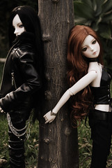 Ashlar & Rowan 54 - DOT Lahoo & Shall (-Poison Girl-) Tags: tree nature doll gothic dot sd bjd dollfie superdollfie dod rowan shall dreamofdoll balljointeddoll ashlar lahoo dotshall dotlahoo dodshall dodlahoo