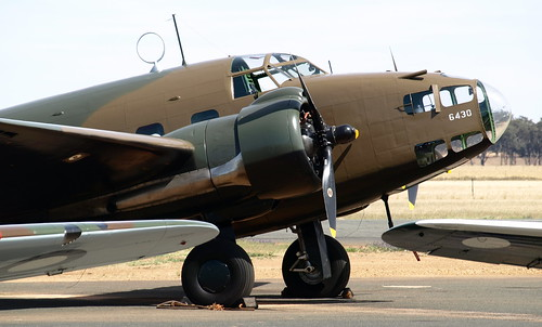 Warbird picture - Lockheed Hudson - Temora Avation Museum