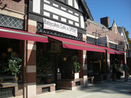 Babycakes Bakery Cafe - Restaurant - 1-3 Collegeview Ave, Poughkeepsie, NY, 12603