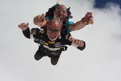 (looselaura) Tags: sky fall plane skydiving jump dad sebastian florida dive free diving otter parachute whoohoo freefall crazyoldman jumpzone
