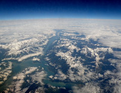 Rocky Mountains (Tracy Somerville) Tags: mountains arial