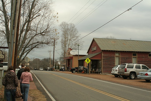leipers_fork_village