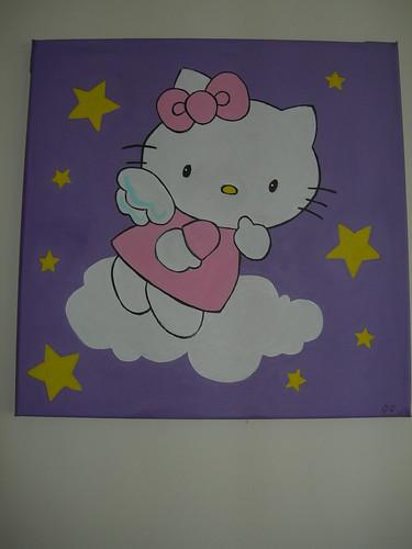 Hello Kitty anjinho