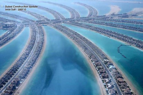 dubai world islands. dubai-island