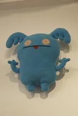 New Uglydoll Detail 3 (Geekanerd) Tags: nyc giantrobot toy design uglydoll uglycon geekanerd uglycon3