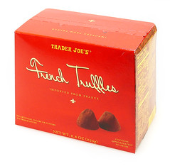 Trader Joe's French Truffles
