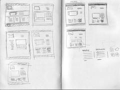 CMD+Shift ReDesign: Sketches