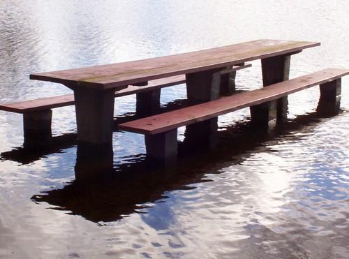 picnic barge