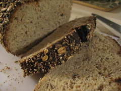 Flourish multi-grain bread
