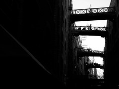 Shad Thames skyways