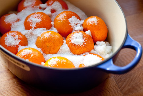 Clementines in Sugar