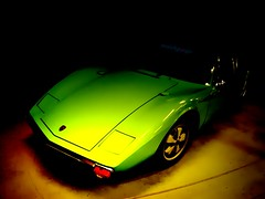 Mean green machine (essichgurgn) Tags: 2 6 green sports car yellow hp nissan graf 911 110 engine style racing spyder prototype bmw z concept grn 1970s custom rs v8 503 speedster datsun oneoff litre 220 356 240z 914 bodywork kustom 507 kmh carrozzeria goertz zuffenhausen cyl coachbuilt 3332 einzelstck carossiers dreikantschaber 6engine