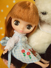 """Petite Blythe """"Cocoa Butter"""""""