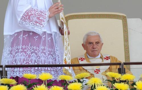 Benedict XVI in Fatima