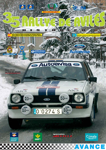 Rallye de Aviles 2011