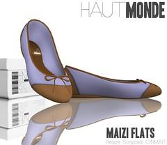 Maizi Flats - Lavender