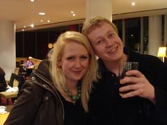 SEO Lovebirds Rob Kerry & Lisa Ditlefsen