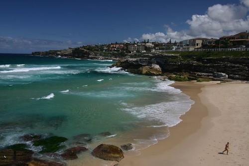 Tamarama Beach, Sydney East.