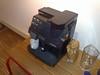 Die Kaffeemaschine - Vorbereitung der Öffentlichen Buchausgabe des logbuch accessiblity