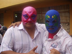 Villano V y El Alburero (El Alburero) Tags: mxico mexico mask wrestling luchalibre mascara lucha libre puroresu cmll