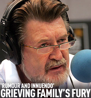 Derryn Hinch Grieves