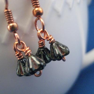 Baby Bell Earrings
