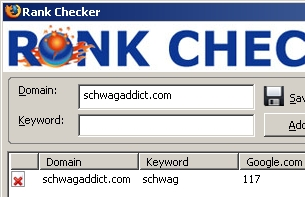 Rank Checker Tool from SEObook.com