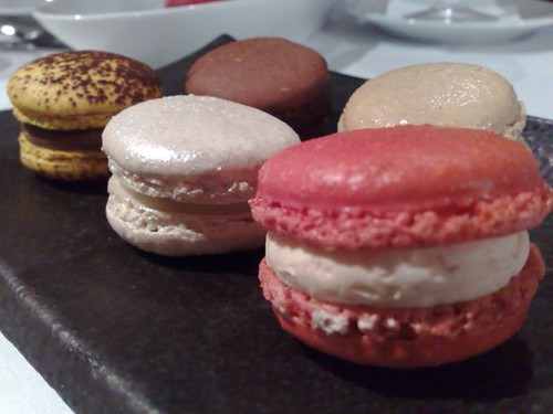 Macaron Variations from Pierre Hermé