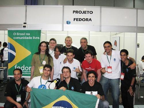 Embaixadores do Projeto Fedora Brasil