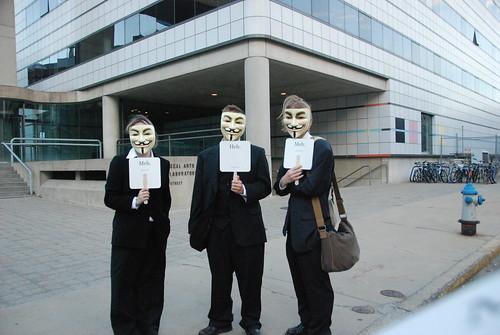Anonymous has mixed feelings.
